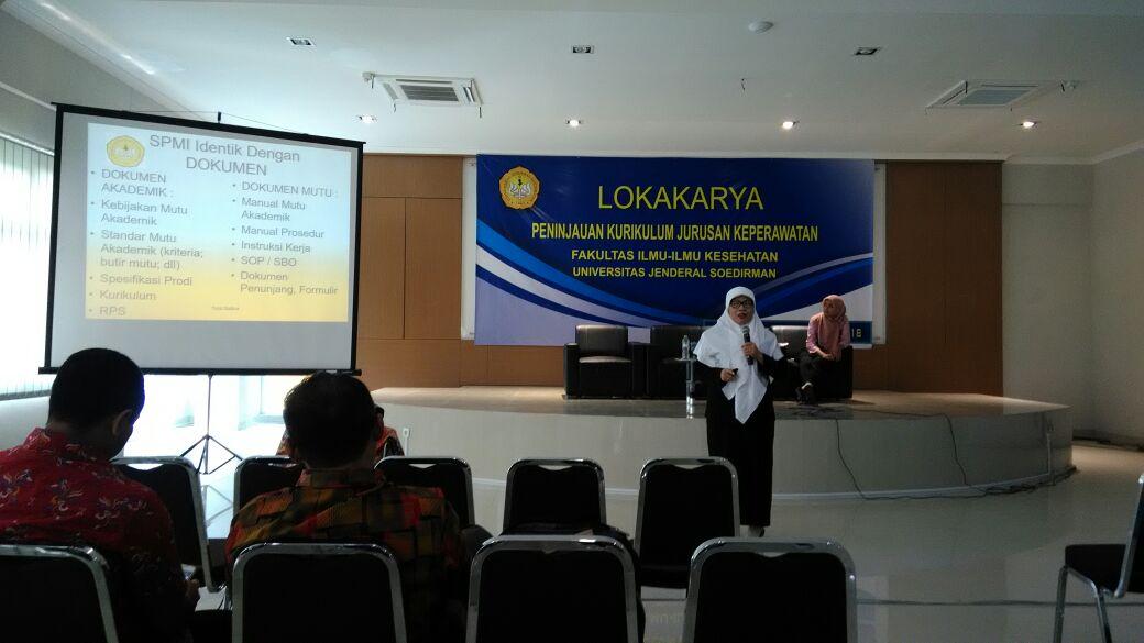 Lokakarya Peninjauan Kurikulum 2018