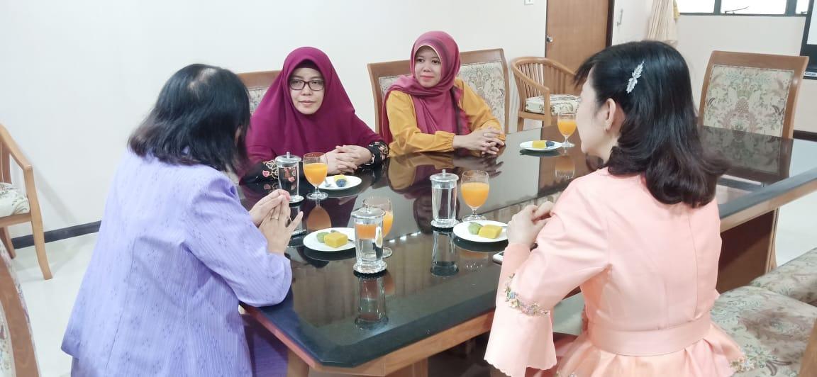 Inisiasi Kerjasama dengan PSU Thailand