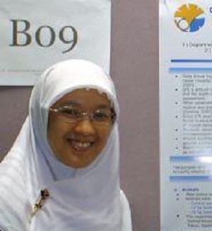 Yunita Sari, PhD Dosen Berprestasi Unsoed 2016