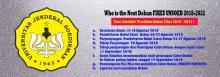 Pemilihan Dekan FIKES Periode 2018 - 2022