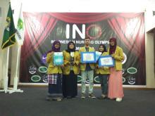 Keperawatan FIKES Unsoed Juarai Indonesian Nursing Olympiad (INO) 2018