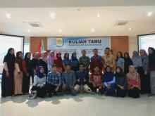 Kuliah Tamu Bidang Penelitian dan Teknologi Keperawatan